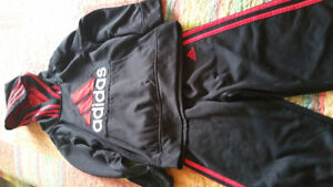 Addidas Boys Track Suit