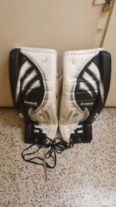Goalie hockey equipment