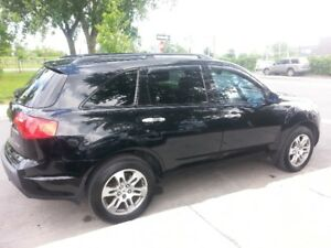 ACURA MDX 7 PLACES NAVIGATION-CUIR