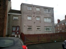 SPACIOUS ONE BEDROOM, TOP FLOOR FLAT THOMSON AVENUE JOHNSTONE AVAILABLE SEPTEMBER 2017