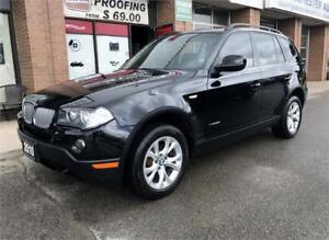 2010 BMW X3 28i LEATHER  PANORAMIC ROOF