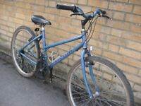 Small Raleigh mountain bike - central Oxford - ready to ride
