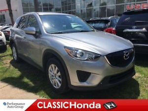 2013 Mazda CX-5 GX | CLEAN CARPROOF | BLUETOOTH | 5-SPEED | FWD