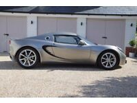 Lotus Elise 111S MY2004 – Storm Titanium with Hard top (2003)