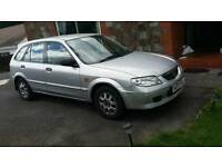 For sale mazda 323f 2.0d