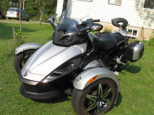 Can-Am Spyder RS SE5 2008