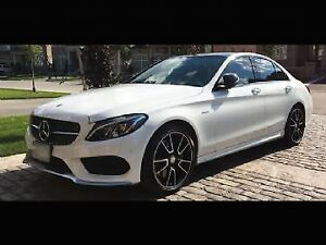 2016 Mercedes-Benz C-Class C450 AMG Lease Takeover
