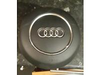 Audi a3 flat bottom steering airbag newshape