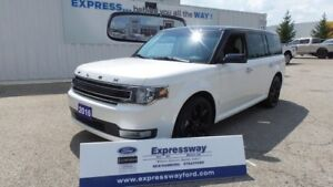 2016 Ford Flex SEL, AWD, Leather, Moon, Navi