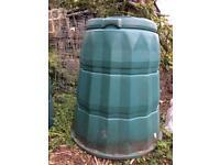Green compost bin, perfect for keen gardeners!!