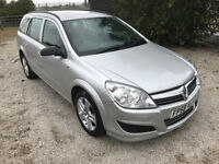 2008 58 plate vauxhall astra estate 1.3 diesel 6 speed Drives perfect no faults long MOT has Air Con