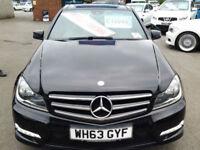 Mercedes-Benz C220 CDI AMG Sport Edition Auto[Premium Plus](HALF LEATHER+GL
