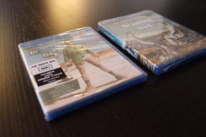 Breaking Bad seasons 1 and 2 blu-ray NEW