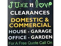 Waste Clearances, FREE Metal Collection, Rubbish and Garden Clearance in Cheshunt North London