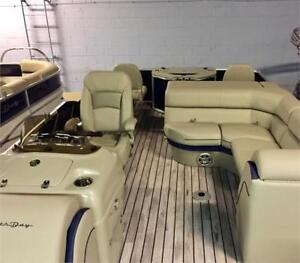 2017 South Bay Pontoon 523FCR