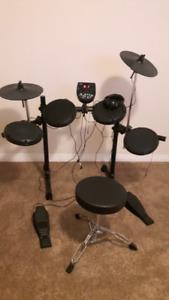 Ion Electric  Drum Set