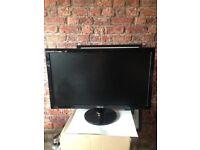 ASUS LCD gaming monitor