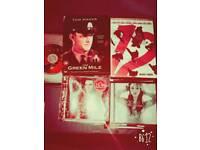 Dvd films & music cds