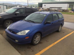 2002 Ford Focus SE Wagon 2.0L