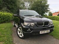 BMW X5 3.0d SPORT (black) 2005