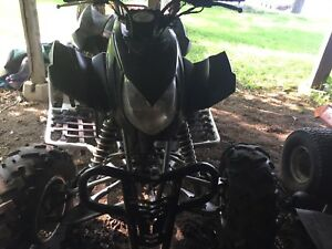 Arctic cat dvx 400 for trade