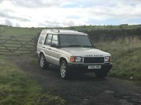 Land Rover Discovery td5 S 2001