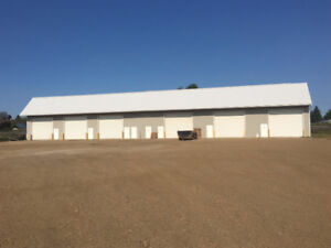 Wetaskiwin Commercial Bay for Rent