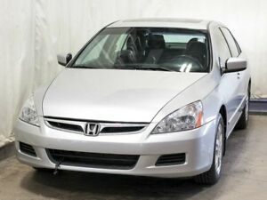 2007 Honda Accord EX-L Navi Sedan Automatic w/ Navigation, Leath