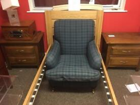 Marks & Spencer tartan armchair * free furniture delivery*