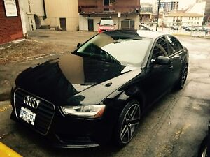 Audi A4 Quattro 2013 only 105000km $21000 finance available OAC