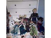 FROZEN TOYS ***Large Bundle*** Cost £160