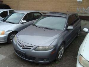 2007 Mazda MAZDA6 GS-V6 ~ AS-IS ~