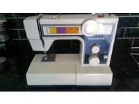 Toyota 2400 sewing machine