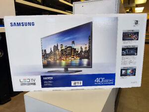 Magnifique télévision 40 pouces Samsung Avec garantie de 3 ans