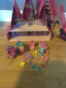 My little pony friendship is magic  castle set
