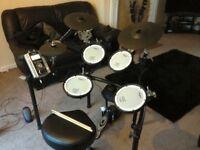 Roland TD9 drum kit in excellent condition