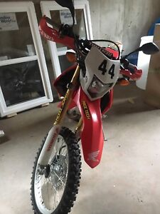 2015 Honda CRF 250 Street and trail - LOTS of upgrades