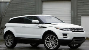 2013 Range Rover Evoque Coupe *RARE UPGRADES*