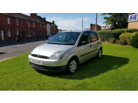 Ford Fiesta 1.2 2004 LX Low miles PX Swap Anything considered