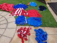 Football and Training Kit
