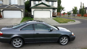 2003 Acura CL Type S Coupe (2 door)