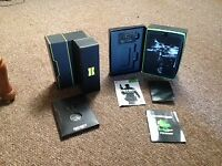 Call of duty MW3 hardened edition box set, Black ops badges