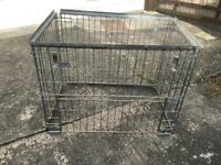 Pallet Cages Heavy Duty Stackable