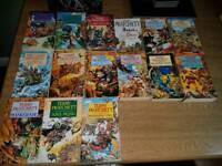 Terry pratchet paperback joblot 15 books