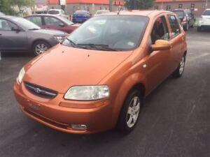 2006 Chevrolet AVEO 5 LS FINANCEMENT MAISON DISPONIBLE