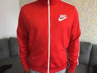 Nike - retro tracksuit top.