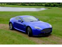 2015 Aston Martin V8 Vantage 2dr (420) Manual Petrol Coupe