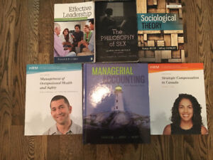 Commerce, Philosophy, Sociology Textbooks For Sale