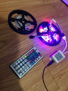 10 m of LED light strip with 44 key controller