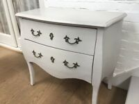 French Louis Bombe Style Chest of Drawers